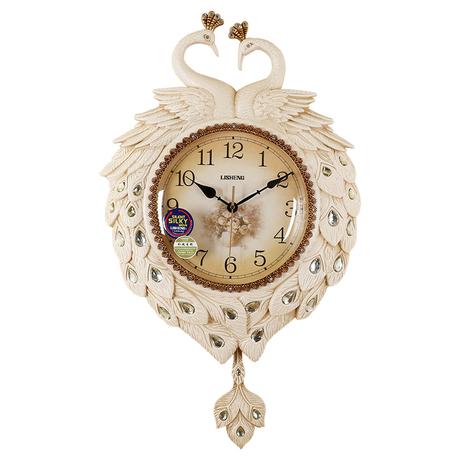 đồng hồ treo tường thiên nga