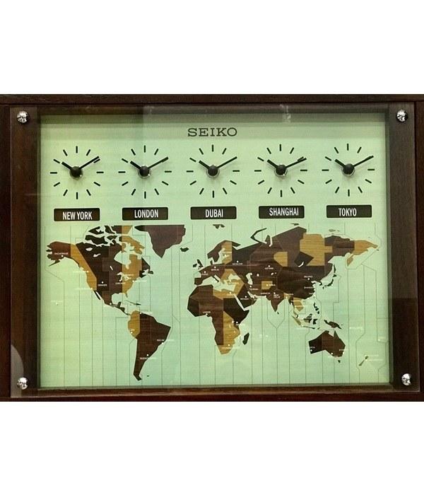 Đồng hồ treo tường Seiko QXA649BN