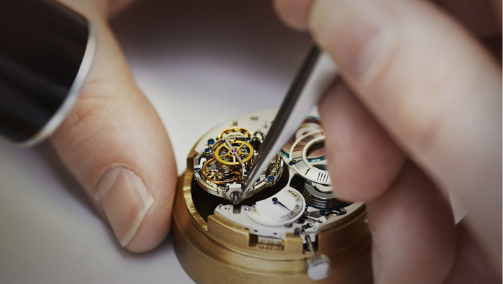 chế tác đồng hồ rolex
