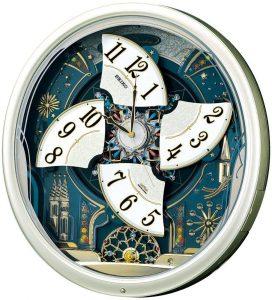 đồng hồ treo tường seiko tphcm