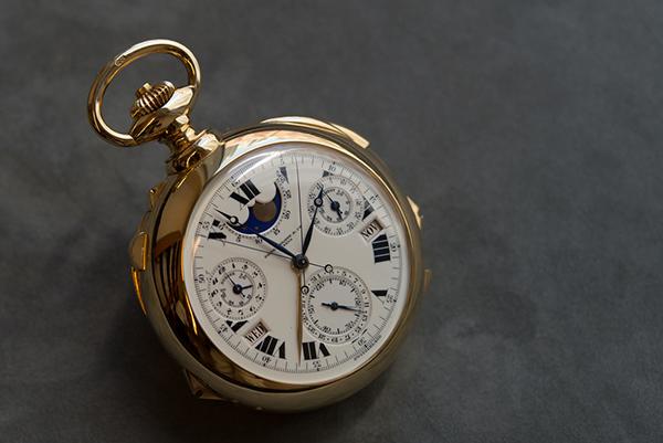 đồng hồ bỏ túi Grave