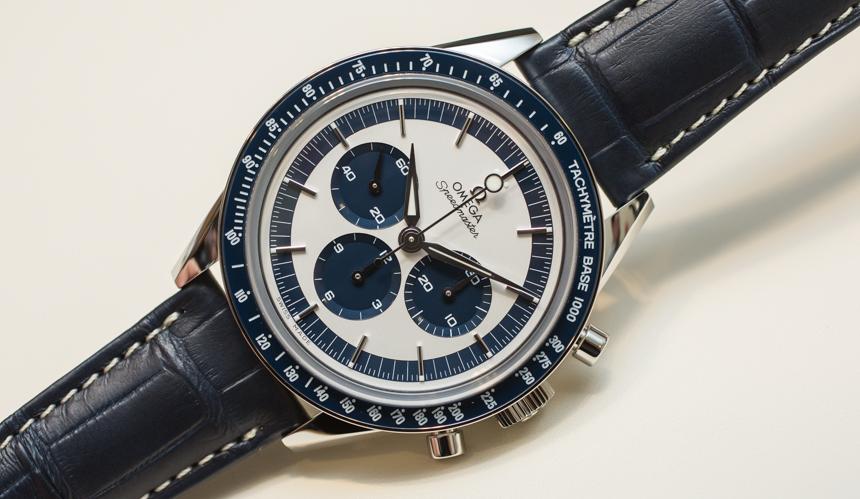 đồng hồ omega hiện tại và tương lai